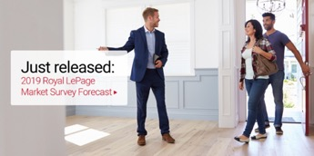 [Royal LePage] Stable Growth Projected for House Prices in 2019